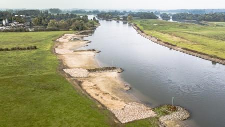 Positieve bijdrage aan waterkwaliteit IJssel