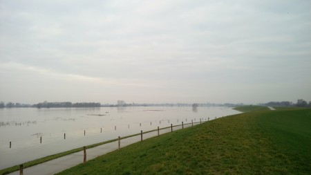 Video: Hoogwater in Nederland