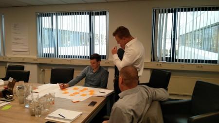 Projectleiders Ploegam werken aan behalen IPMA-certificering