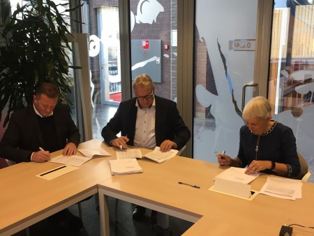 Basisovereenkomst Brainport getekend