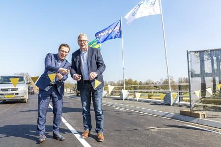 'De Kweibrug' verbindt Ooijen en Broekhuizenvorst