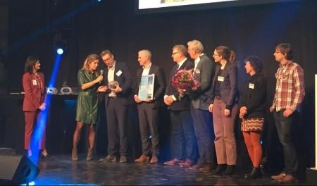Ooijen-Wanssum wint Waterinnovatieprijs