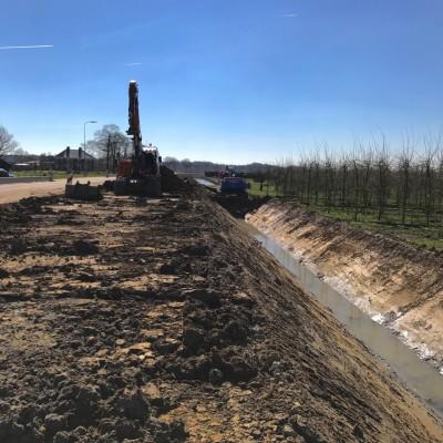 Reconstructie N830 Meteren-Waardenburg