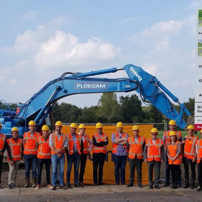 Aanleg Zilverbaan in Veldhoven