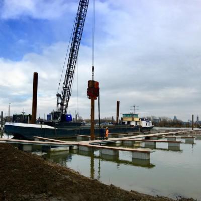 Uitbreiding Jachthaven Hermus – Roermond