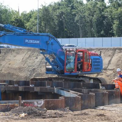 Reconstructie N280 Roermond